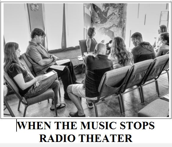 WTMS RADIO THEATER CAST PHOTO