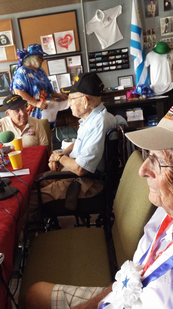 WW II Vets Part 3 featuring Robert Haff