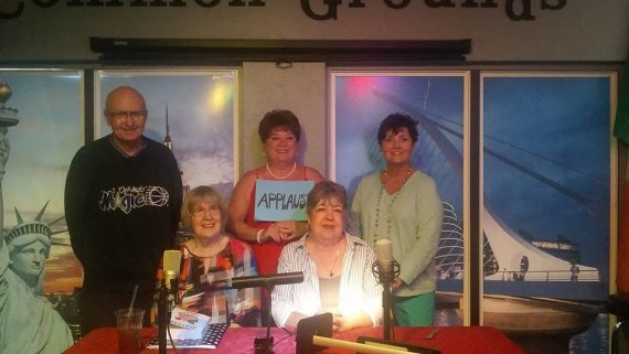 Emma, Linda, Linda, and another Linda & Dobbie